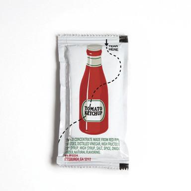 Messy Ketchup