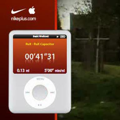 NikePlus: Virtual Run