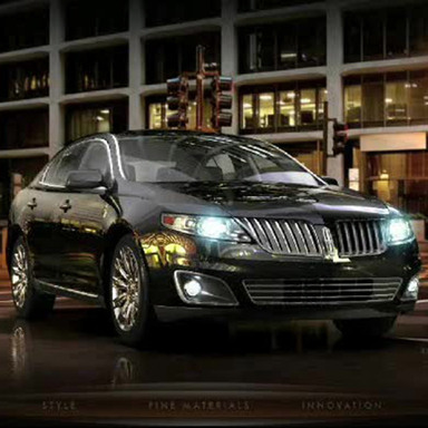 Lincoln MKS Reveal Site