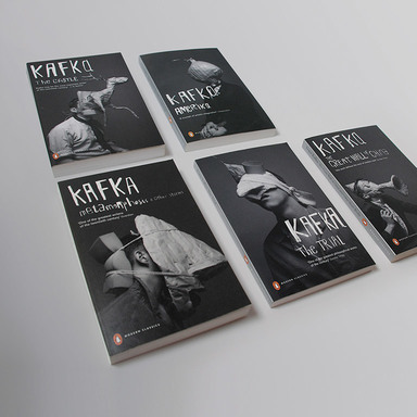Kafka Book Covers