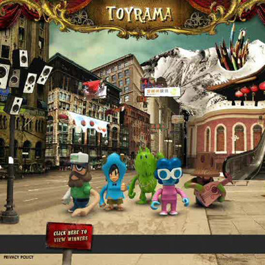 HP Toyrama