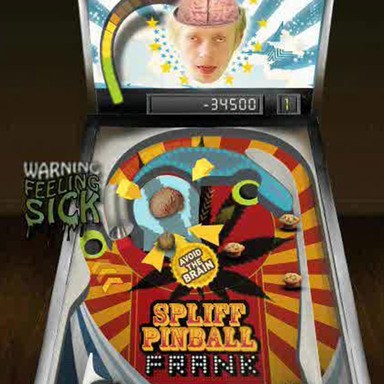 FRANK Mental Effects of Cannabis: Spliff Pinball