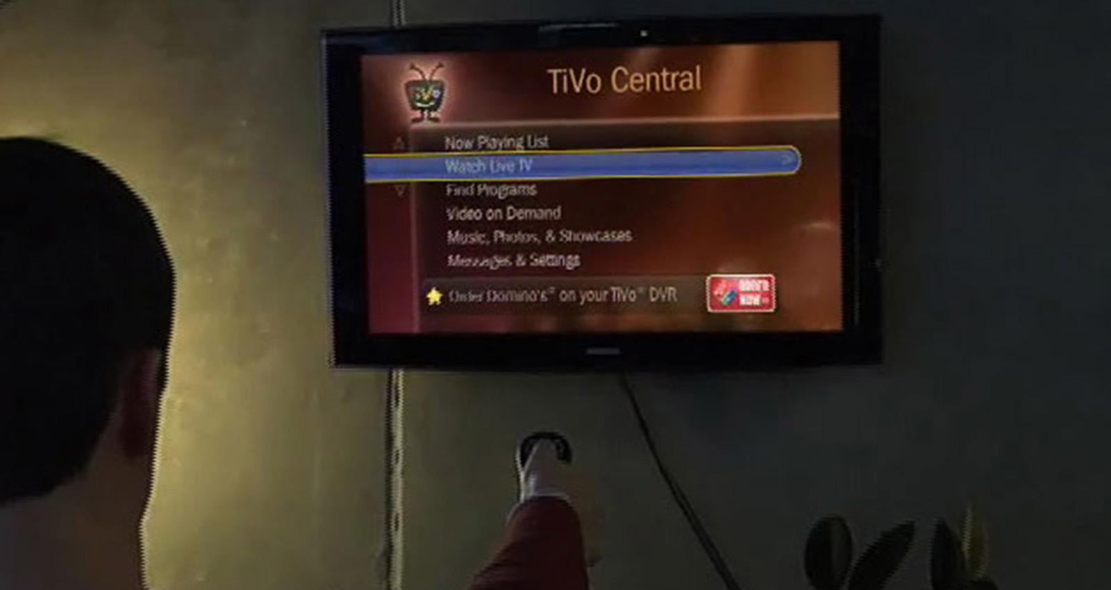 Domino's TiVo