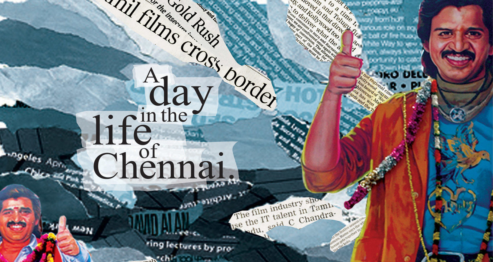 A Day in The Life of Chennai