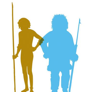 Bushman & Eskimo