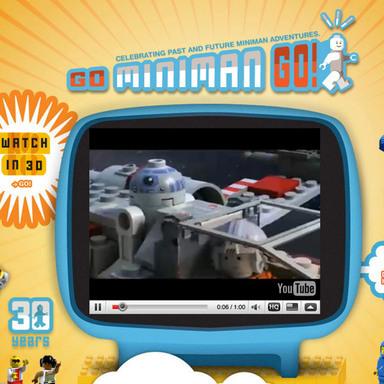 Go Miniman Go!