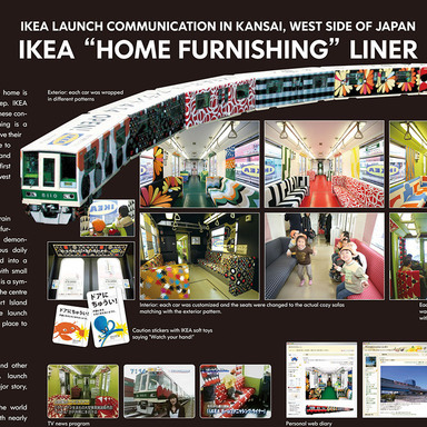 IKEA Home Furnishing Liner