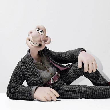 Wallace in Paul Smith & Gromit in Duchamp