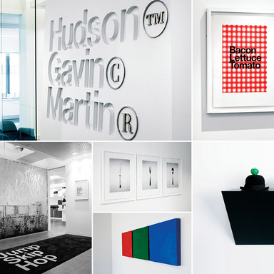 Hudson Gavin Martin Corporate Art Collection