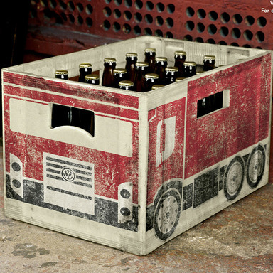 VOLKSWAGEN CUSTOMIZED TRUCKS (BEER BOX)