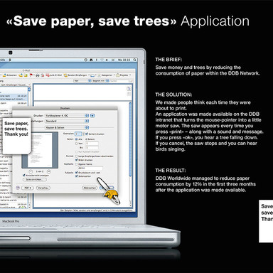 Save paper Save Trees