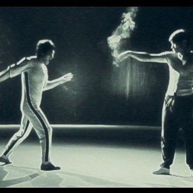 Bruce Lee -Match