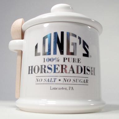 Long's Horseradish 100% Pure