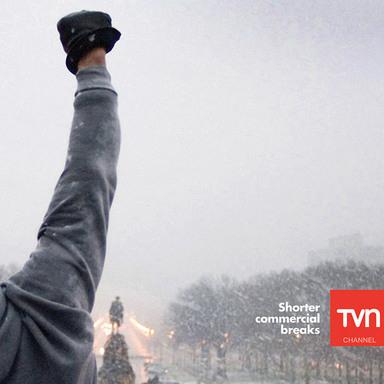 Shorter Commercial Rocky
