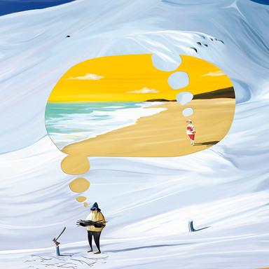 BEACH/ SNOW