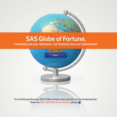 SAS - GLOBE OF FORTUNE