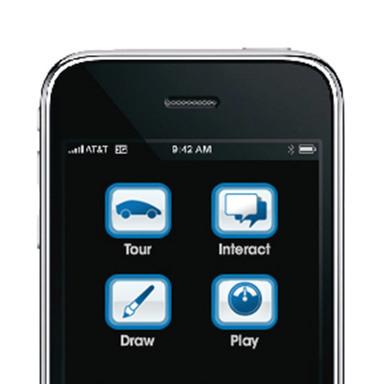 Prius iPhone App