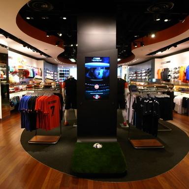 Nike Trackball