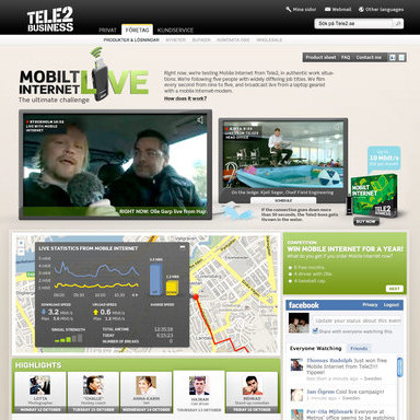Mobile Internet Live