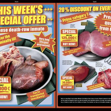 Organs on Offer Supplement