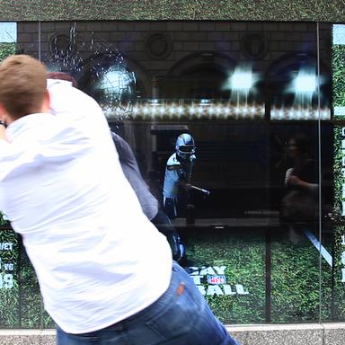 ESPN Monday Night Football Interactive Installation