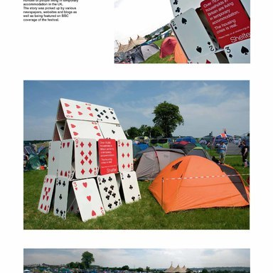 House of Cards - Glastonbury