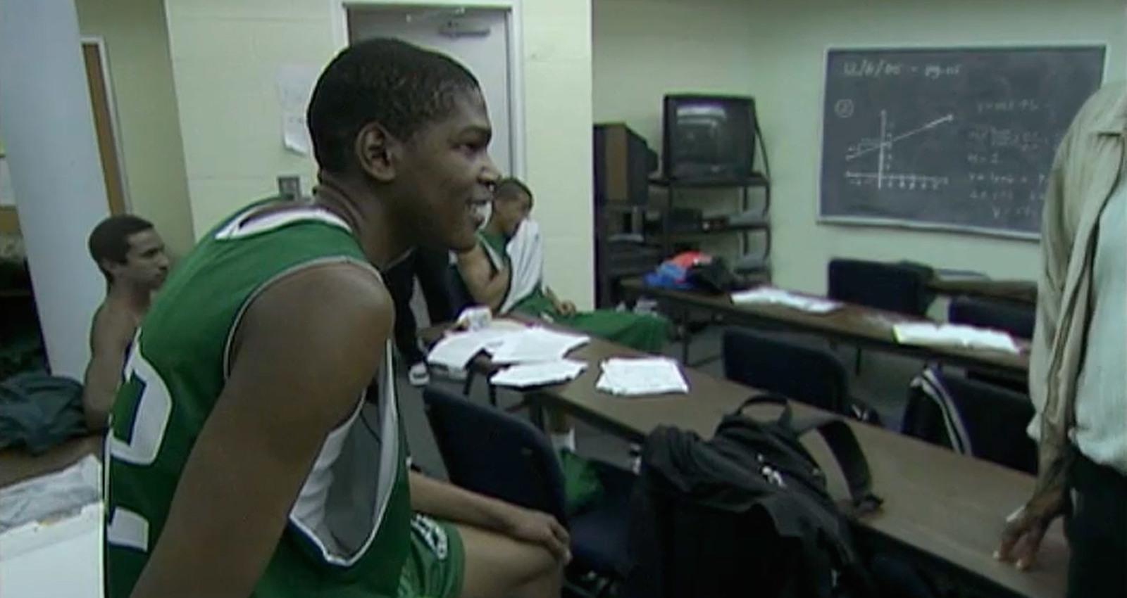 NBA - 2011 NBA Season - Encouragement