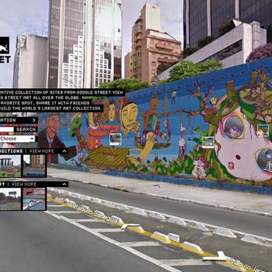 Street Art View