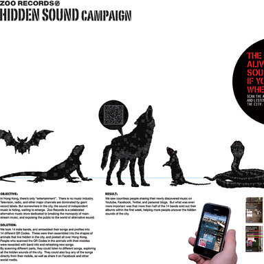 Hidden Sound Campaign