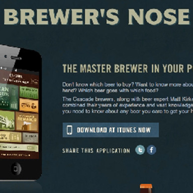Cascade - Brewer's Nose