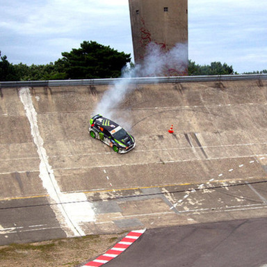 Gymkhana THREE, Ultimate Playground