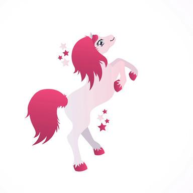 Pink Ponies