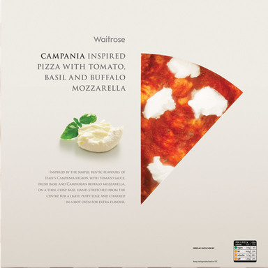 Waitrose Regional Pizzas
