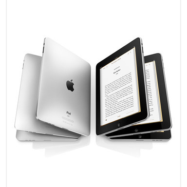 iPad Book Poster
