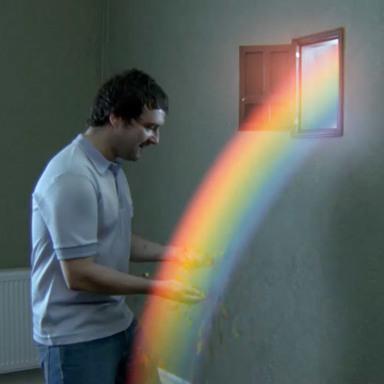 Door-Launch the Rainbow