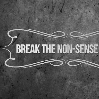 break the non-sense laws