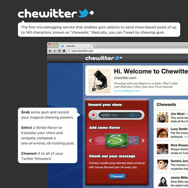 Chewitter