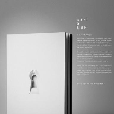 Curiosism Book