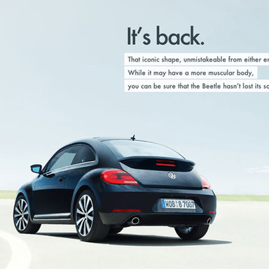 21st Century Beetle – Rock 'n' Scroll.