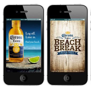 Corona Beach Break