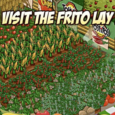 Frito-Lay All Natural Farmville
