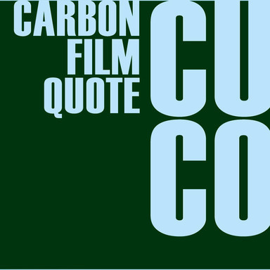 Carbon Film Quote