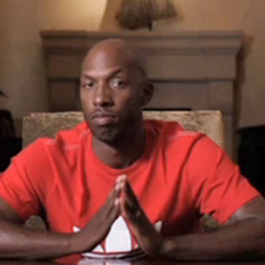 Chauncey Billups Garage Sale