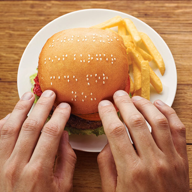 Wimpy Braille Burgers