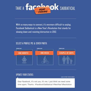 Facebook-sabbatical-site