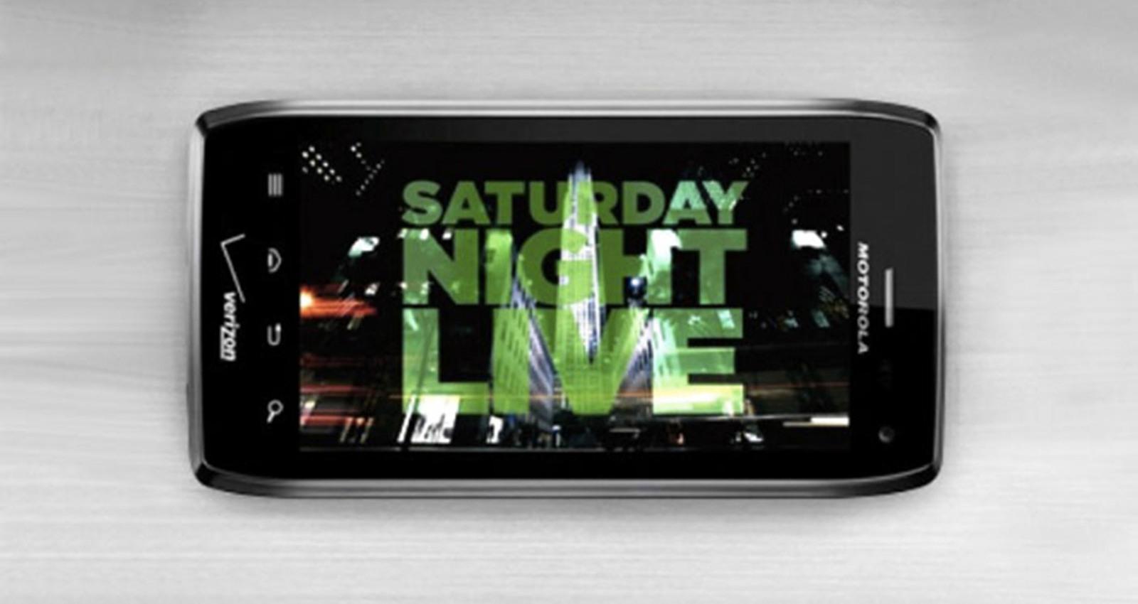 Color Live Video Broadcast Application