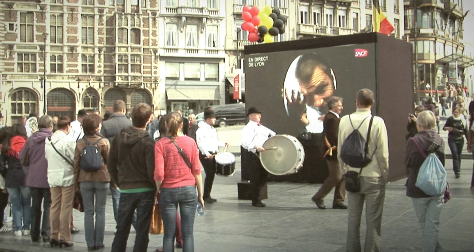 Take a look at Brussels