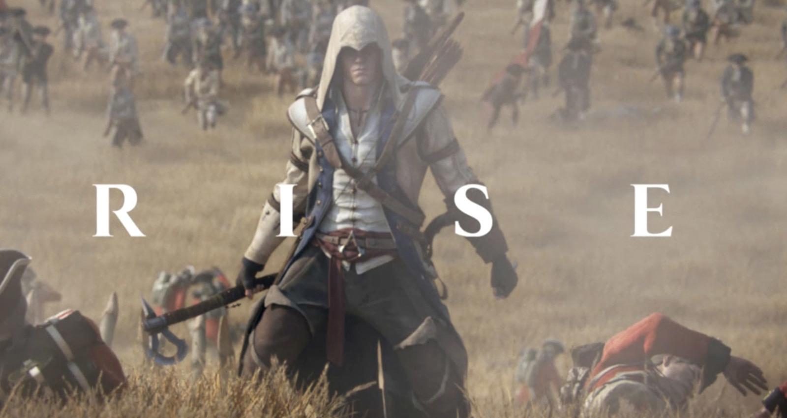 Assassin's Creed III Rise