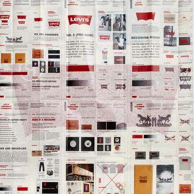 Levi's Brand Standards Map