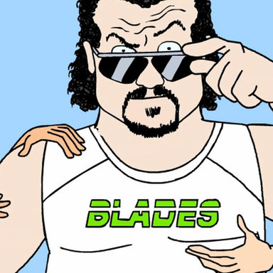 Blades by Kenny Powers
